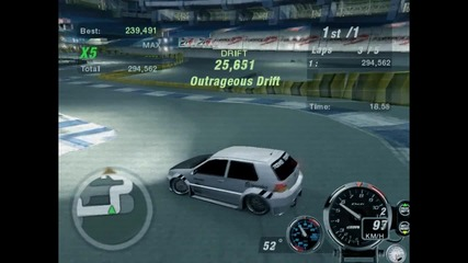 nfsu2 - Hot right now