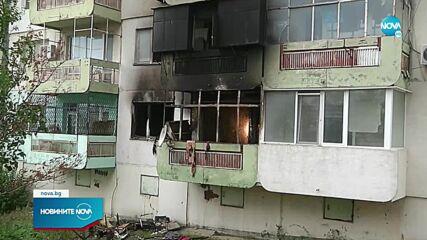 Оставиха в ареста обвиняемия за пожара, при който загинаха две деца