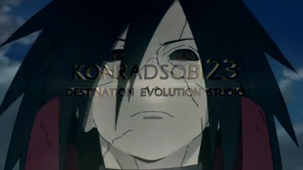 Power Of The God [ Madara Uchiha ]