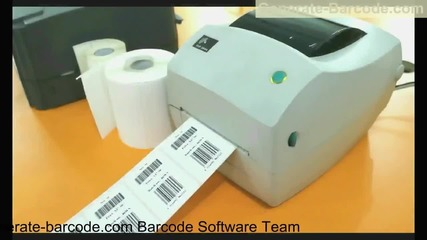 Design barcode labels using Mac Pc Vbox7