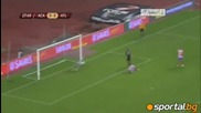 Академика прекъсна 16 поредни победи на Атлетико Мадрид 2:0