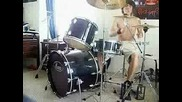 Stratovarius - Stratofortress On Drums