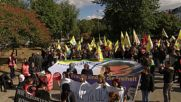 Germany: Hundreds demand freedom for Abdullah Ocalan at Cologne rally