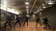 Jjcc - Fire - choreography practice 210115