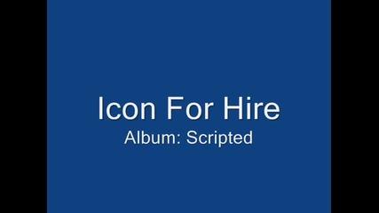 Icon For Hire - Pieces ( lyrics)