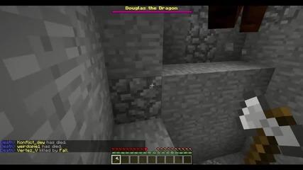 Minecraft Dragon Escape