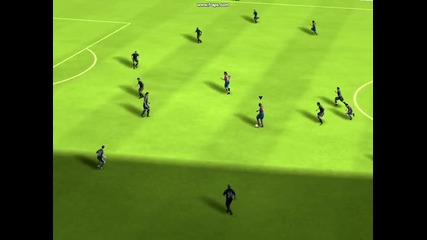 Fifa 10 Demo - Henry Goal