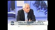 Рафаел Мендевил: Всички врати за Стоичков в Испания са отворени