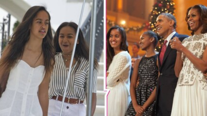 Как се възпитават деца в президентско семейство? На какво се учат? Разказът на Мишел Обама