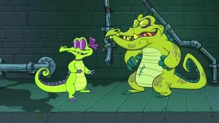 Swampys Underground Adventures Епизод 1 Бг Аудио 01.02.2013