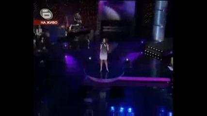 Music Idol 3 - Соня Мембрено на Малките концерти
