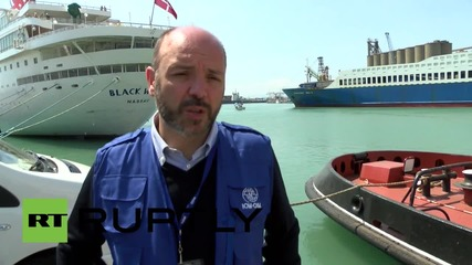 Italy: IOM prepares for the arrival of another 440 rescued migrants