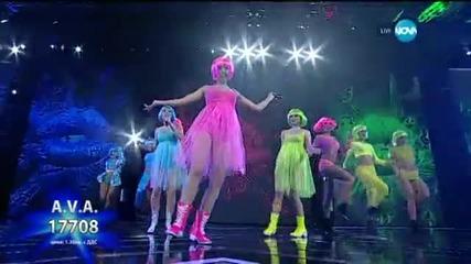 A.V.A. - X Factor Live (20.10.2015)