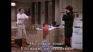 (субтитри) Приятели - сезон 4 епизод 7 - Friends - 04x07 - tow chandler crosses the line