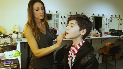 X Factor зад кулисите: Групата на момчетата - преди и след промяната