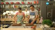 Рула от мариновани тиквички - Бон апети (04.08.2015)