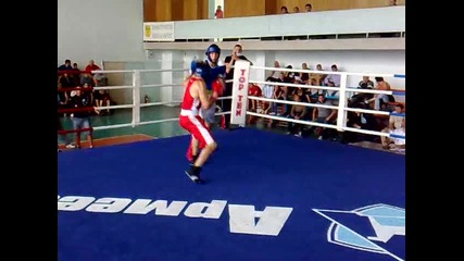 Бокс 1 - рунд
