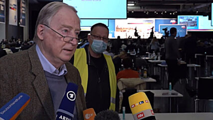 Germany: AfD votes to make German exit from EU part of election platform at Dresden conference