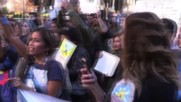USA: Thousands march against the Dakota Access Pipeline in Washington DC