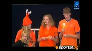 Volleyball: The Netherlands - Bulgaria (0 - 3) , 20.06.2010