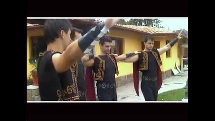 Володя Стоянов-войводата - Отвори, татко, тежки порти