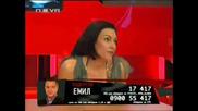 Vip Brother! Забранена любов - Емил Кошлуков и Ивайла Бакалова се целуват!