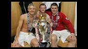 Снимки От Награждаването На Man Utd