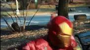 Танцът на Iron Man