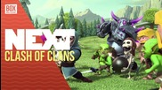 NEXTTV 037: Ревю: Clash of Clans