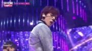579.0412-5 Monsta X - Beautiful, [mbc Music] Show Champion E224 (120417)