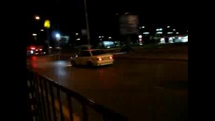 Нощен Дрифт в София