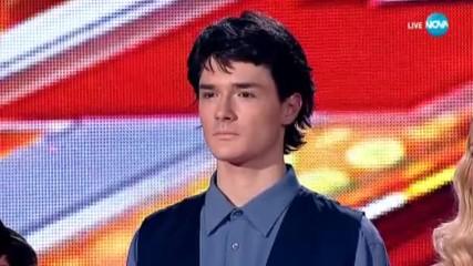 Теодор Стоянов напуска шоуто - X Factor Live (19.11.2017)