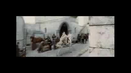 Lord Of The Rings - Ensiferum Into Battle