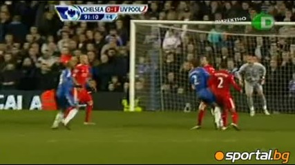 Челси 0 : 1 Ливърпул