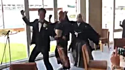 """""""Неблагодарен"""" на Андреа прозвуча на японска сватба!"""