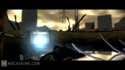 City 17 Chapter Four - Teaser Trailer (half Life 2 Machinima)