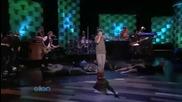 [превод] Justin Bieber on The Ellen Degeneres Show 17/05/2010 [interview + Baby Performance]