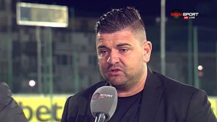 Недялко Москов: Във Втора лига трябва да играят българи