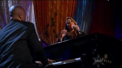 (hd) Mariah Carey - Charlie Brown Christmas (live Abc Christmas Special)