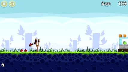 Angry Birds Walktrough Eпизод 2 | (nasko_kanara)