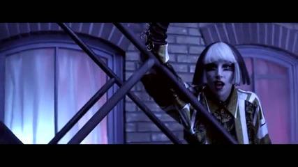 Lady Gaga-the Edge of Glory video