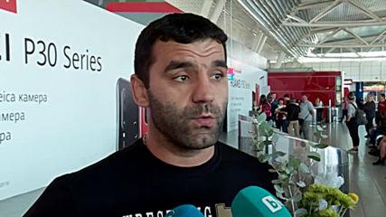 Петър Касабов за успеха на Тайбе Юсеин