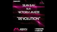 Sean Bay feat. Victoria Mazze - Revolution (original Mix)