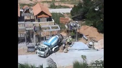Забавно африканско строителсто 2