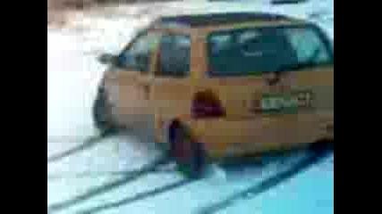 Renault Twingo На Ръчна/зимата