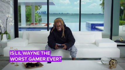 Lil Wayne is a terrible gamer in the new Ghost Recon trailer
