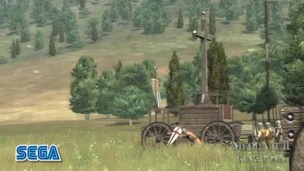 Medieval 2 Total War Kingdoms Crusader Campain Trailer