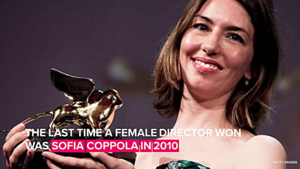 Female director wins Venice film fest top prize for the first time in 10 years