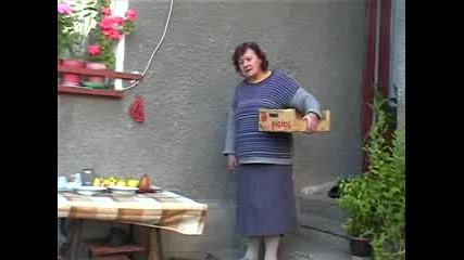 Реклама На Балканска Наденица Пародия