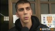 Йордан Милиев-Първото му интервю на Герена!